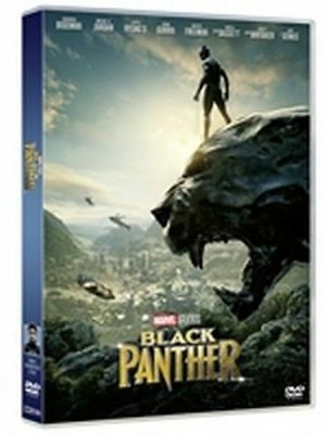 DVD NUOVO SIGILLATO BLACK PANTHER FILM di RYAN COOGLER-MARVEL- versione italiana
