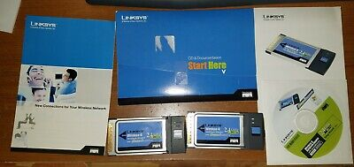 LINKSYS WIRELESS G WPC54GS VER 2 DRIVER FOR PC