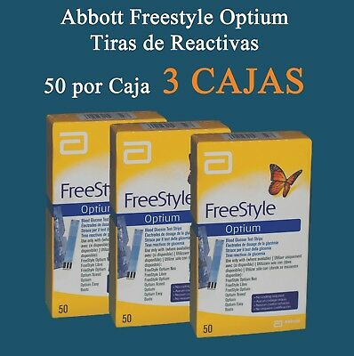 Freestyle optium 3 boxes