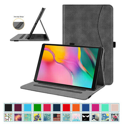 "For Samsung Galaxy Tab A 10.1"" 2019 SM-T510/T515 Multi-Angle Stand Case Cover"