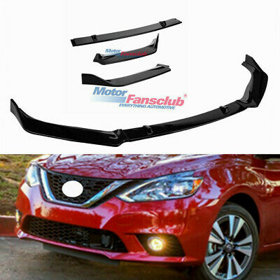 UNIVERSALSelf Adhesive T-top Molding Strip tape Fit 5mmx4M FRONT Bumper LIP use