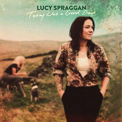 Lucy Spraggan - Today Was A Good Day - CD Album (Released 3rd May 2019)Brand New