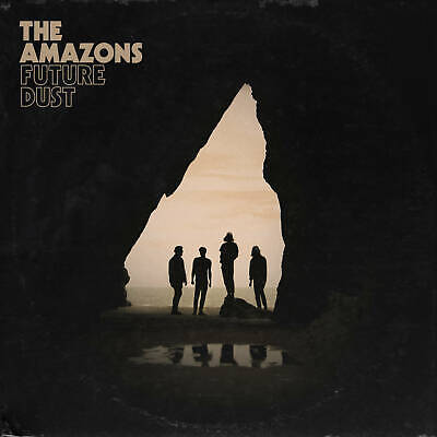 The Amazons - Future Dust - CD Album (Pre Order, Released 24th May 2019) New