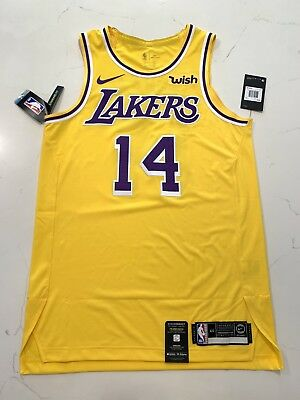 b66a92ec554 Brandon Ingram Authentic Nike Lakers Icon Edition Jersey NWT. With WISH  Patch!