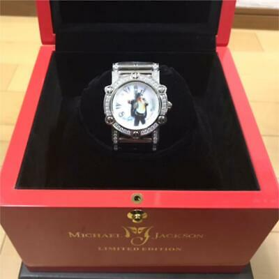 Dolce Medio Limited to 100 Michael Jackson Memorial Model Watch RARE UNUSED