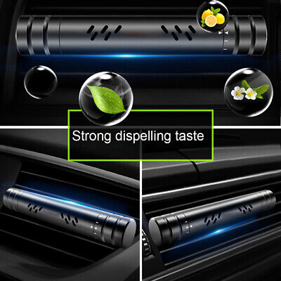 Car Auto Fragrance Essential Oil Diffuser Perfume Air Vent Freshener Car Styling