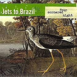 "New Music Jets To Brazil ""Four Cornered Night"" 2xLP"