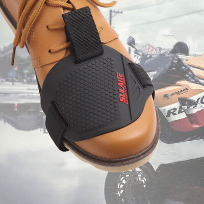1PC Motorcycle Shifter Cover Boot Shoes Protector Shift Guard Protective Gear