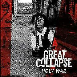 "New Music Great Collapse ""Holy War"" CD"