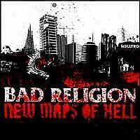 "New Music Bad Religion ""New Maps Of Hell"" (Deluxe) CD"