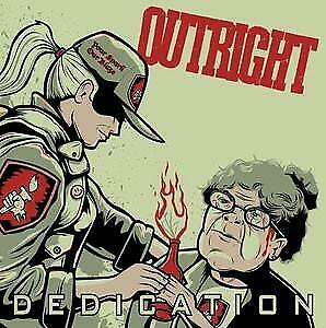 """New Music Outright """"Dedication"""" 7"""""""