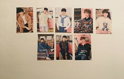 """SEVENTEEN in Carat Land 2019 SVT 3rd Fanmeeting """"Must-Have..."""" Trading Cards."""