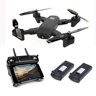Cooligg S169 Quadcopter Drone 2MP 720P With HD Selfie Camera WiFi FPV Foldable