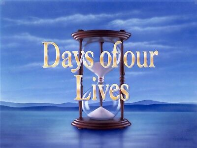 Classic TV Show Days Of Our Lives FRIDGE MAGNET (2.5 x 3.5 inches)(AC)