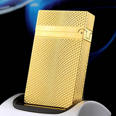 2019 NEW S.T Memorial lighter Bright Sound! free shipping Gold lighter