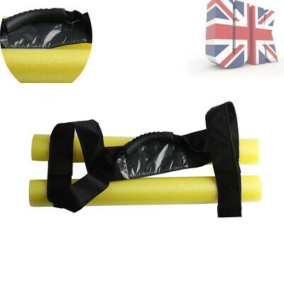 Camping Portable 9L Cylinder Handle Strap Adjustable Strap For Tank Yellow UK