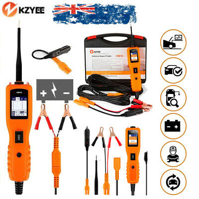 12V Car Circuit Tester Electrical Power Probe Kit AVOmeter Diagnostic Tool KM10