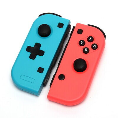 Left & Right Joy-Con Switch Pro Wireless Game Controllers Gamepad for Switch BL