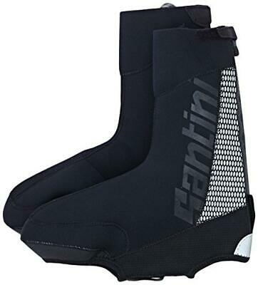 Copriscarpe Neopren Halo Impermeabile Nero Con Luce Intermittenza Taglia M 39-42 Other Cycling Clothing Sporting Goods