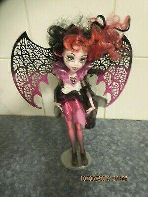 Draculaura with wings - Monster High Doll