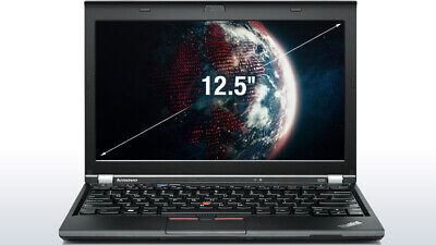 Lenovo ThinkPad X230 12,5'' Notebook Intel Core i5 3230M 2,6GHz 4GB RAM WebCAM