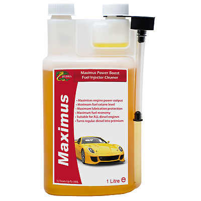 HYDRA Maximus Diesel Power Booster 1 Litre Treats up to 500L
