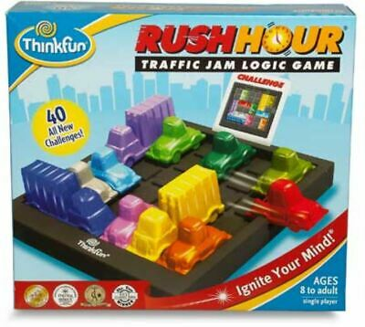 Rush Hour - Traffic Jam Logic Boardgame