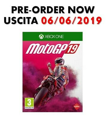 Motogp 19 2019 Xbox One Multilingue Italiano Subito Disponibile