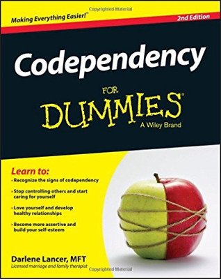 Codependency For Dummies (UK IMPORT) BOOK NEW