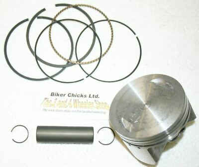 07-14  YFM350 Grizzly Piston Ring Set  .020  .50mm  83.50mm  MADE IN JAPAN!