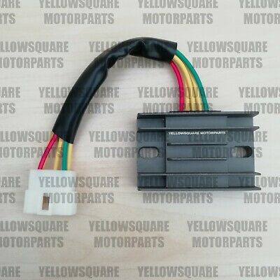 Regulator Rectifier Suzuki VL125 VL250 VL 125 250 Intruder 5 Pin