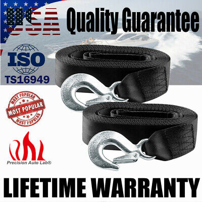 "BOAT TRAILER WINCH STRAP 220 501202 2/"" 20FT MARINE BOATINGMALL  TRAILERS"