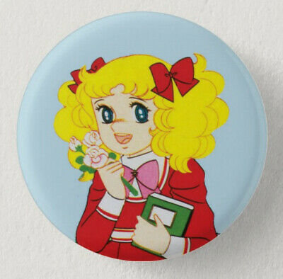 Pin Button Badge Ø38mm Candy Candy #5