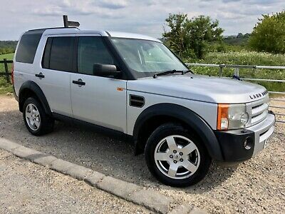 2005 Land Rover Discovery 3 Tdv6 S Manual F/S/H