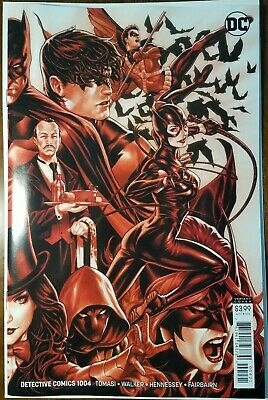 DETECTIVE COMICS #1004 - Mark Brooks Variant NM 25% OFF