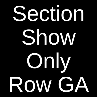 3 Tickets Death Cab For Cutie 6/21/19 Brewery Ommegang Cooperstown, NY