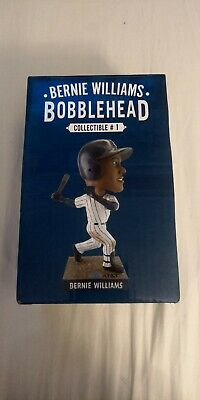 Bernie Williams Bobblehead New York Yankees SGA 4/12/19