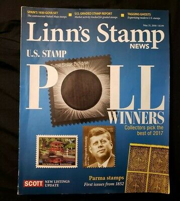 LINN'S STAMP NEWS Weekly Magazine Subscription - $59 99 | PicClick