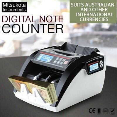 Digital Note Counter