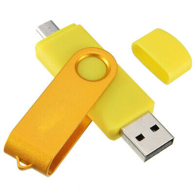 USB Mini Stick memoire de 16 Go USB 2.0 Memoire Flash Drive OTG pour PC Pra J8Y7