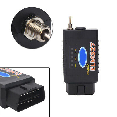 FORSCAN ELM327 USB Diagnostic Tool with Switch OBD2 Ford
