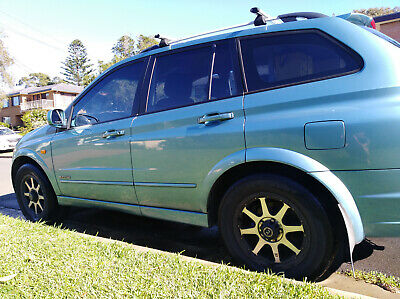2006 Ssangyong Kryron 2.0 Diesel Auto 4wd * NO REGO *