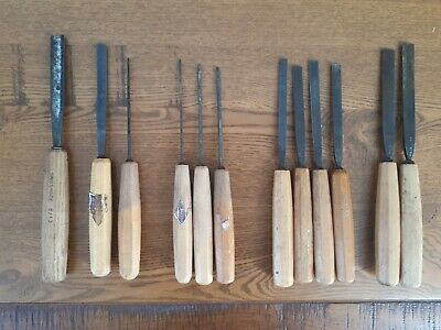 Dastra/Pfeil German/Swiss Woodcarving Chisels