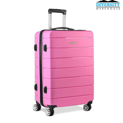 Wanderlite 28 Suitcase Luggage Pink
