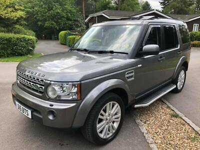 2010 60 Land Rover Discovery 3.0 4 Tdv6 Hse 5D Auto 245 Bhp Diesel 7 Saets