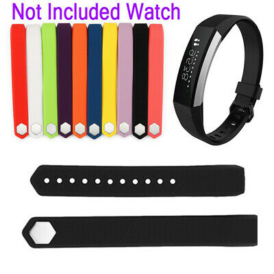 Bracelet Strap Silicone Band Wristbands For Fitbit Versa Fitbit Alta HR