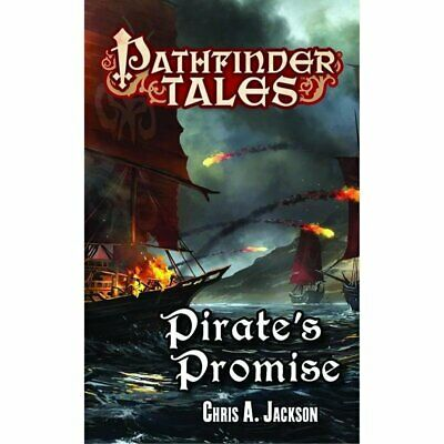 Pathfinder Tales Pirates Promise