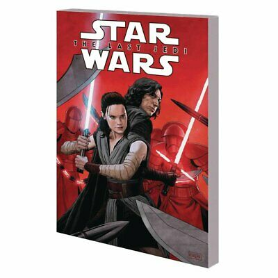 Star Wars Tp Last Jedi Adaptation Tpb