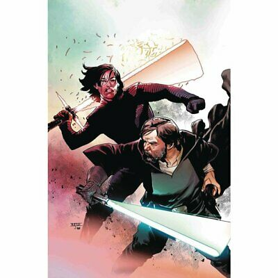 Star Wars Last Jedi Adaptation #6 (Of 6)