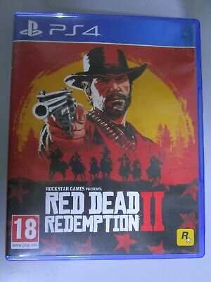 Data disc Red dead redemption II Ps4 *solo el data disc*